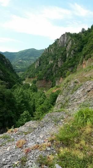 Kanyonda Trekking