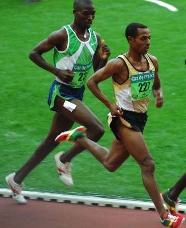 Kenenisa_Bekele_Golden_League_Paris_2006