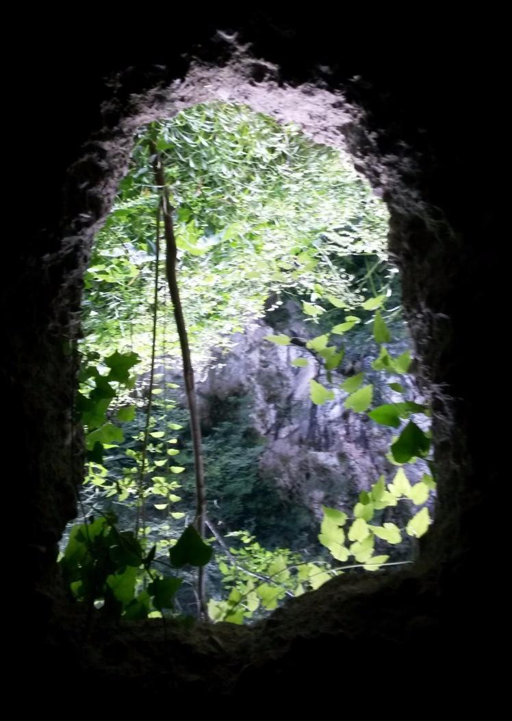 Serindere Kanyonu Mağara